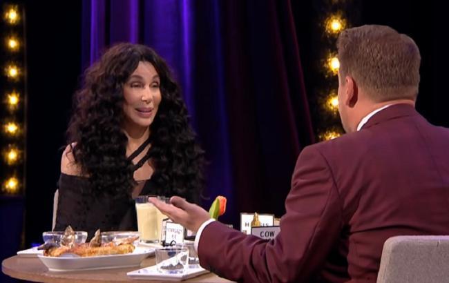 Легендарна співачка шокувала несподіваним вчинком в ефірі шоу