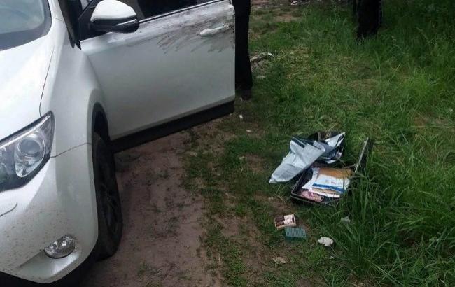 У Чернігові брат депутата в стані наркотичного сп'яніння збив дитину (фото)