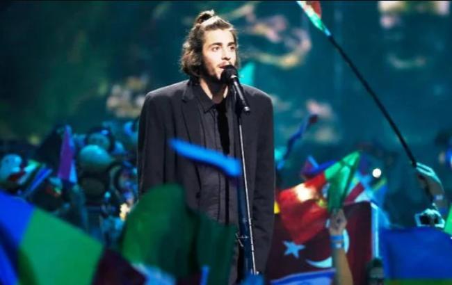 Сальвадор Собрал виступив на Євробаченні 2018 після пересадки серця (відео)