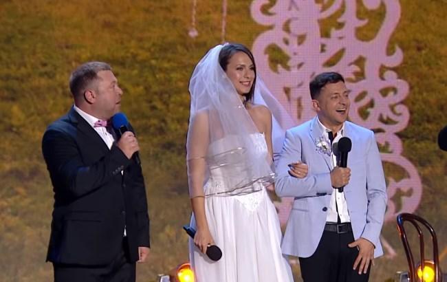 """Ляшко одружується: у """"95 кварталі"""" по-своєму дивляться на весілля лідера Радикальної партії (відео)"""