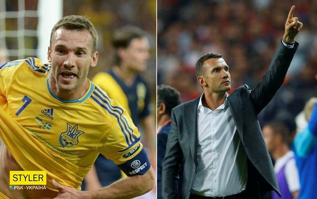 Первый тренер, который вывел сборную в 1/4 финала Евро: все голы Шевченко за сине-желтых (видео)