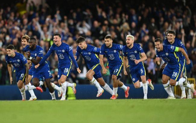 """""""Челсі"""" в серії пенальті обіграло """"Вільярреал"""" і стало володарем Суперкубка УЄФА"""