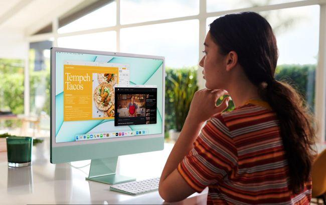 Несколько цветов и фирменный процессор: Apple обновила компьютеры iMac
