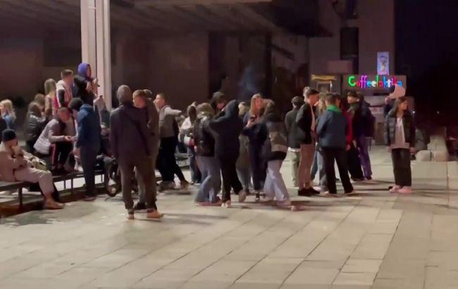 В Харькове устроили массовую вечеринку с танцами в разгар карантина (видео)