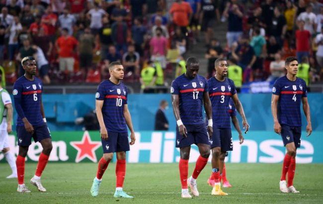 Безумие продолжается. Франция уступила Швейцарии в первой серии пенальти на Евро-2020