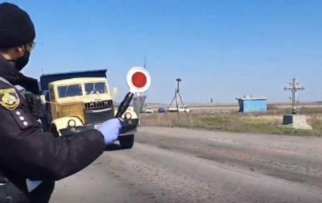 Мелитополь и Першотравенск ограничили въезд из-за COVID-19