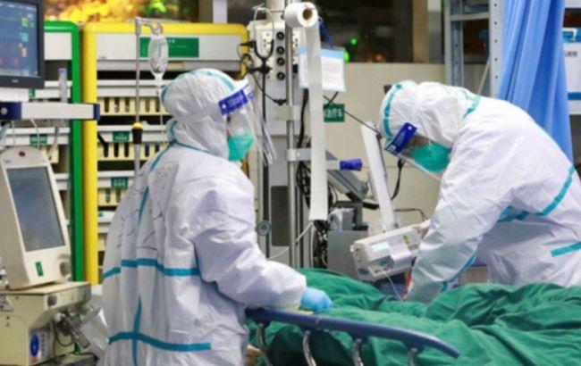 В Украине за сутки умерли 11 больных коронавирусом