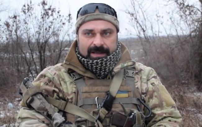 О чем мечтают украинские бойцы на передовой (видео)