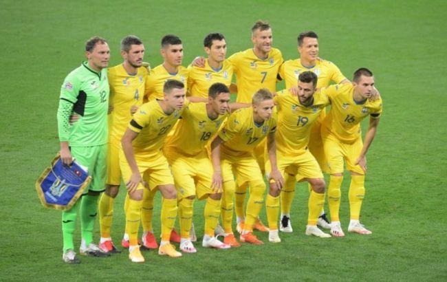 Офіційно: збірна України проведе перші домашні матчі відбору на ЧС-2022 в Києві