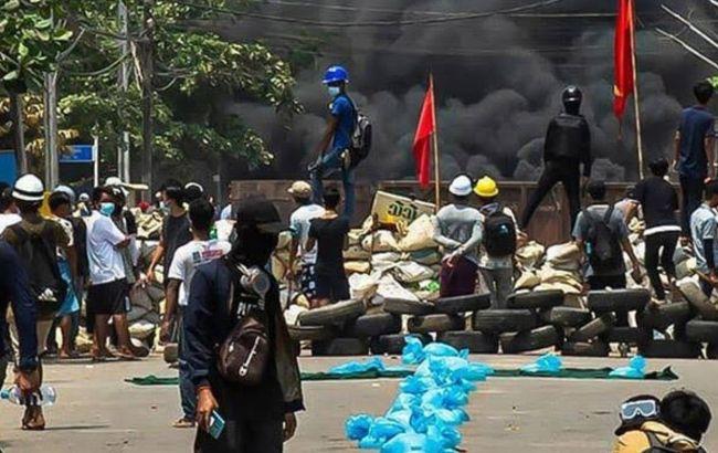 В ООН обеспокоены из-за возможной гражданской войны в Мьянме
