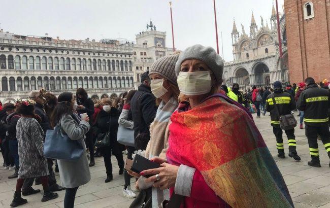 В Венеции отменили карнавал из-за угрозы коронавируса