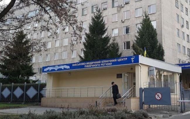 Помер поранений на Донбасі військовий