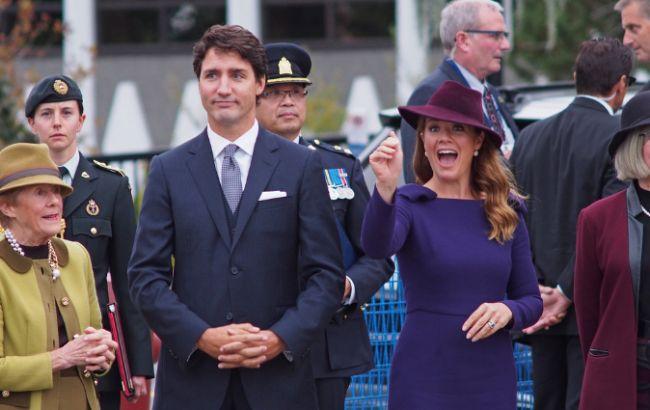 Дружину прем'єра Канади перевіряють на коронавірус, Трюдо пішов на карантин