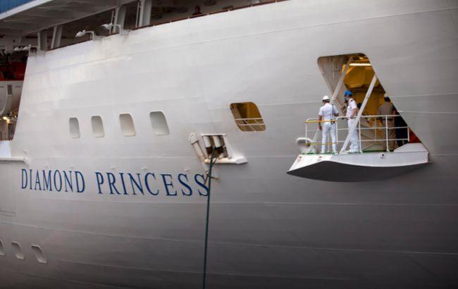 """Украинцы с лайнера Diamond Princess прилетели в """"Борисполь"""""""