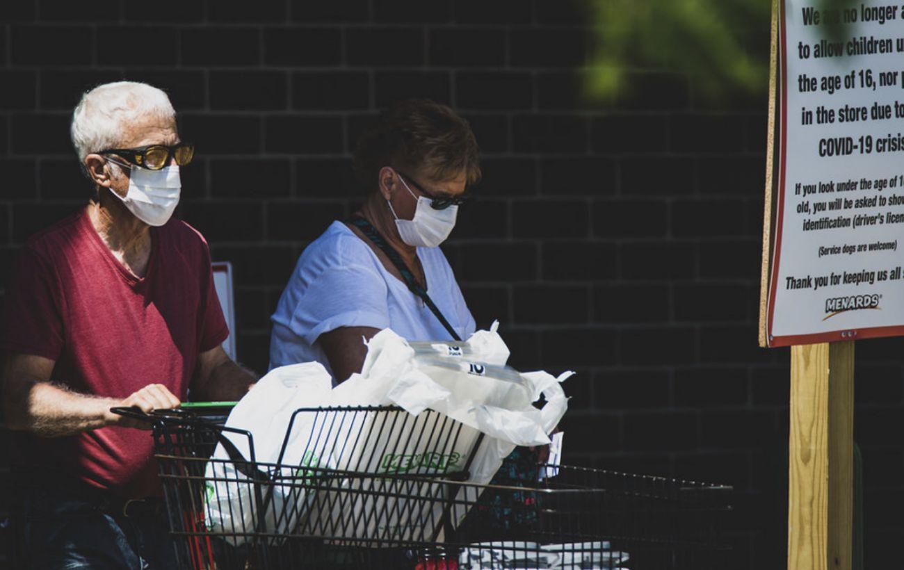 В США более 3 млн больных COVID-19. Трамп хочет открыть школы осенью