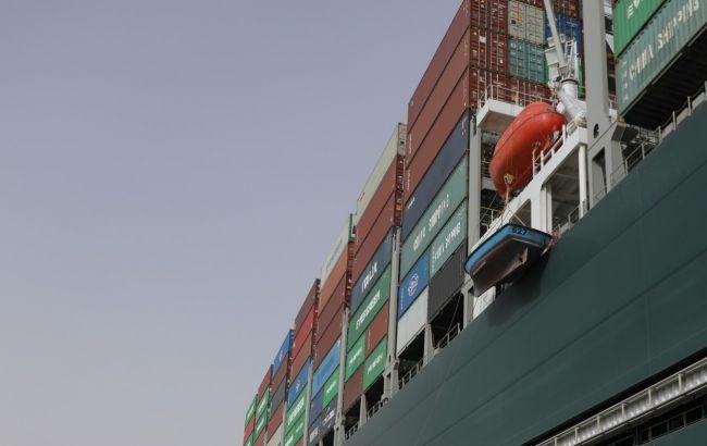 Разгрузка контейнеровоза в Суэцком канале может начаться уже во вторник