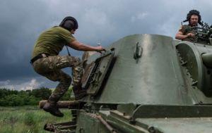 """Бойовики вісім разів порушили """"тишу"""" на Донбасі"""