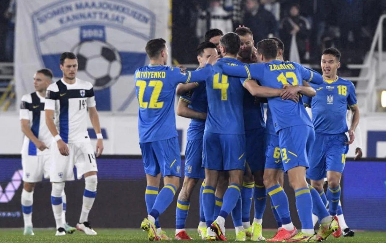 Долгожданный триумф. Украина добыла важнейшую победу над Финляндией в отборе на ЧМ