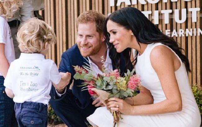 Будущий папа принц Гарри признался, кого хочет - сына или дочь