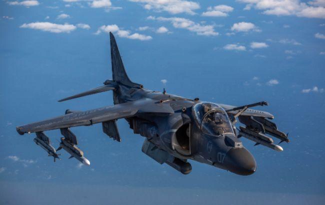 В СевернойКаролине разбился самолет морской пехоты США