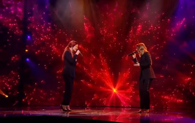 """""""Невероятная"""": звезда Spice Girls ярко выступила в финале """"Х-фактора"""""""
