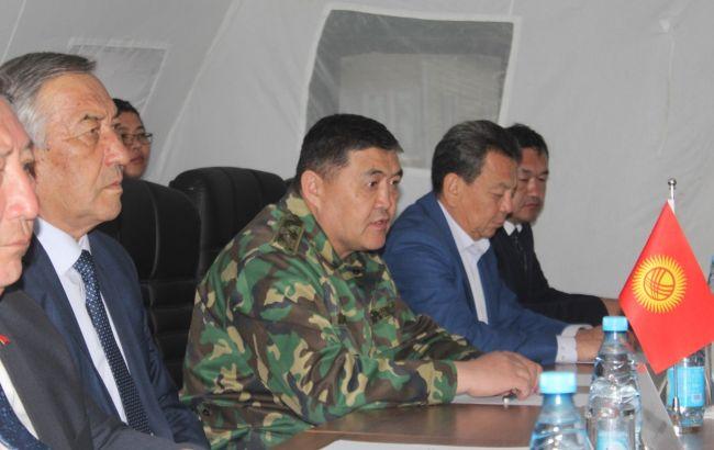 Киргизстан і Таджикистан домовилися почати процес опису спільного кордону