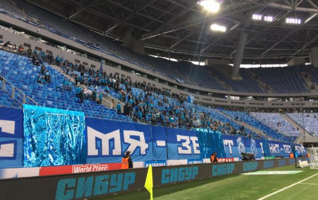 У Росії зганьбилися з найдорожчим стадіоном країни