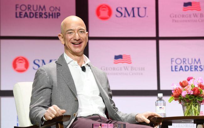 Джефф Безос покидає пост CEO Amazon
