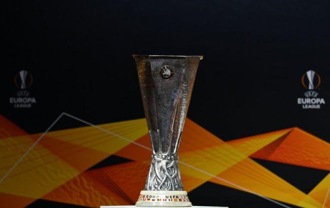 Визначилися всі учасники 1/8 фіналу Ліги Європи