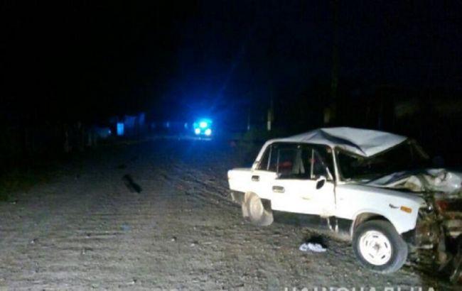 У Львівській області в ДТП загинули двоє дітей