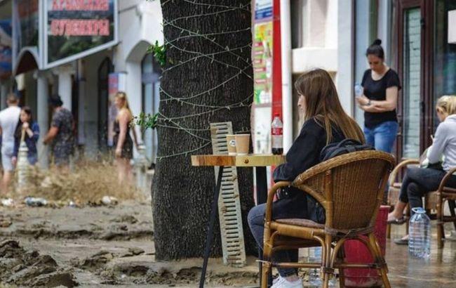 Наводнение в Ялте: количество пропавших без вести и пострадавших возросло