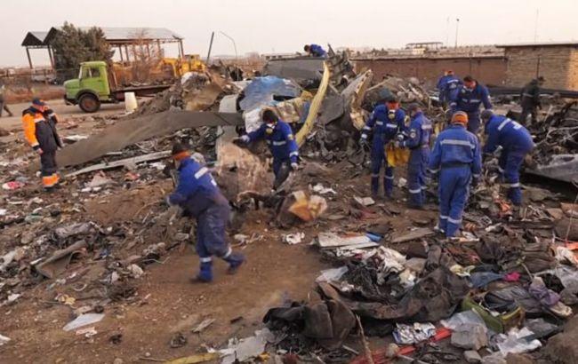 Катастрофа МАУ: експертиза не підтвердила умисне знищення літака Тегераном, - ЗМІ