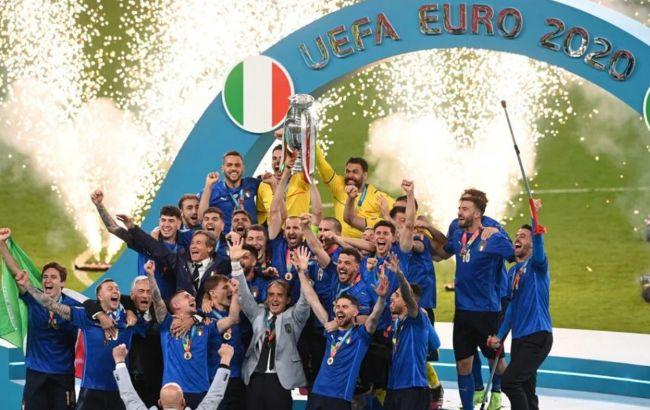 Три рекорди і серія пенальті: Італія стала чемпіоном Європи