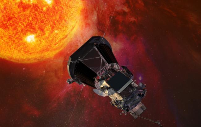 Фото: Місія NASA на Сонце (nasa.gov)