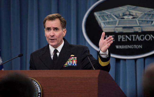 США закликали РФ знизити напруженість у відносинах з Україною