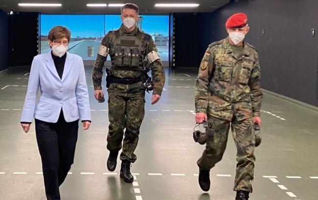 В Германии появился новый вид военной службы