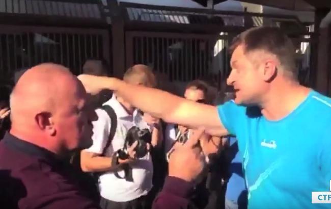 Олександр Моторний / Кадр з відео YouTube-каналу sportkoval