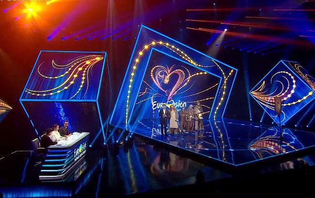 Нацотбор на Евровидение 2018