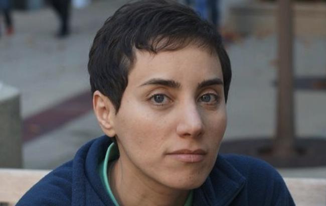Фото: женщина-математик не смогла победить рак (Мариам Мирзахани)