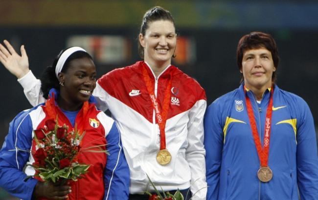 Украинка Антонова— серебряная призершаОИ