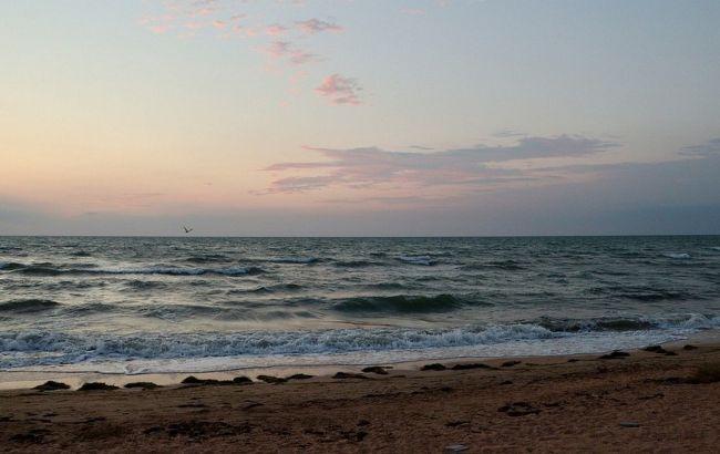 Странная находка на берегу Азовского моря шокировала туристов (фото)