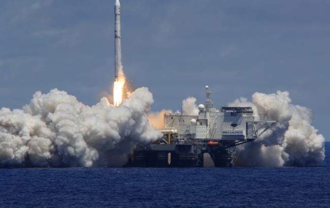 S7 Group объявила о закупке плавучего космодрома «Морской старт»