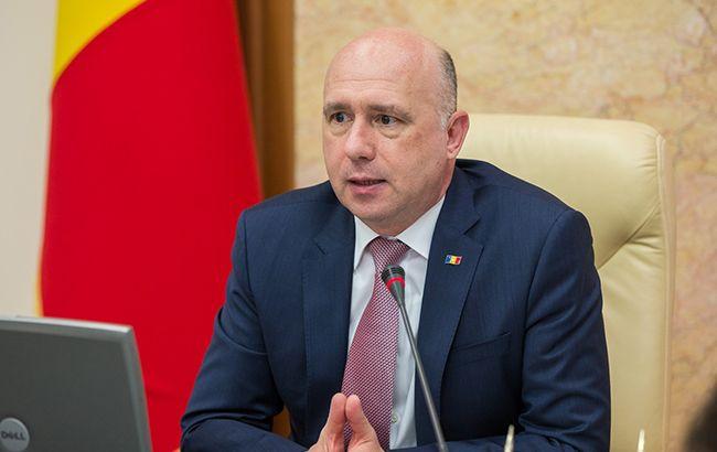 У Молдові йде у відставку уряд Філіпа