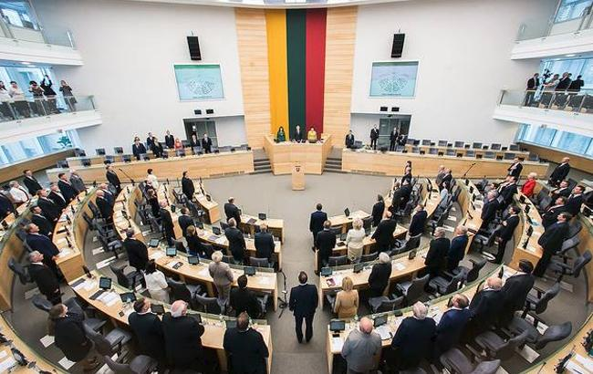 Парламент Литвы принял пообразу иподобию «закона Магнитского»