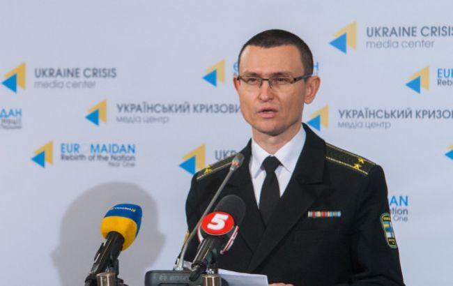 Фото: руководитель пресс-службы Генштаба ВСУ Владислав Селезнев