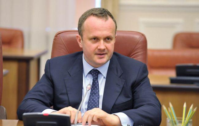 Фото: министр экологии и природных ресурсов Остап Семерак