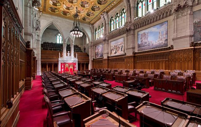 Фото: парламент Канади (sencanada.ca)