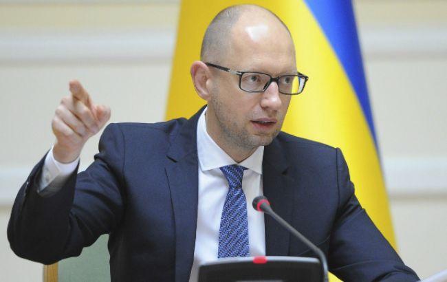 Яценюк призвал коалицию Рады к взаимопониманию