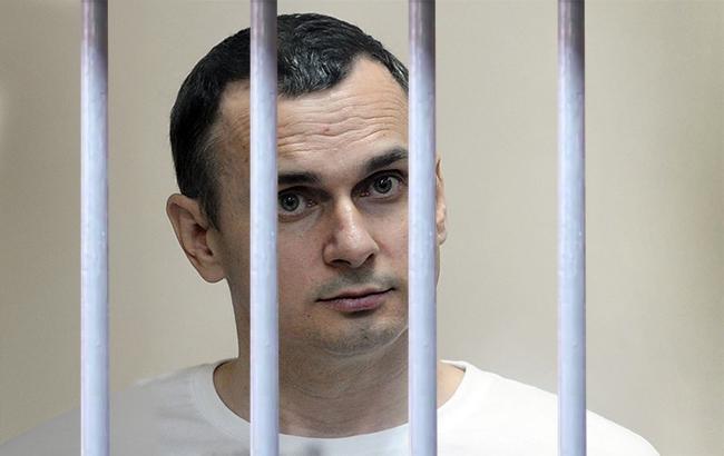 У РФ заявили про отримання Сенцовим підтримуючої терапії після оголошення голодування