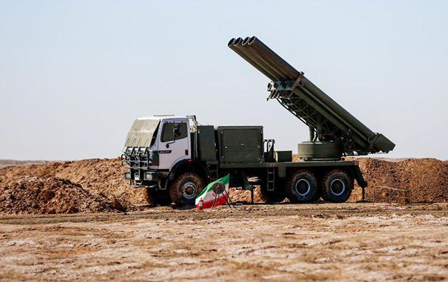 Іран збільшив видатки наракетну програму у відповідь насанкції США